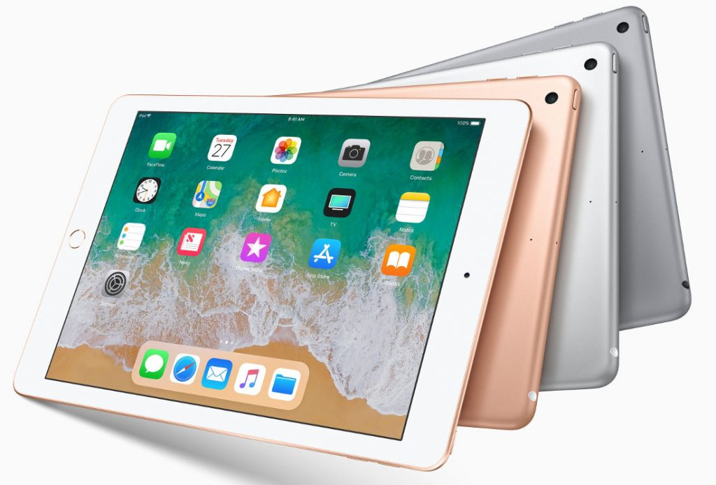 Apple's new iPad 9.7 inch with pencil support now available on