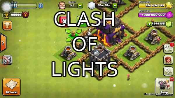 Clash of Lights Private Server