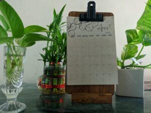 Writenery Calendar