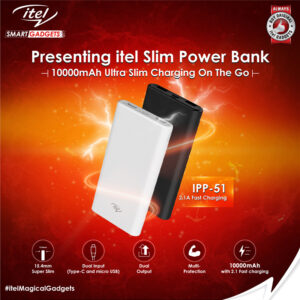 itel Power Bank