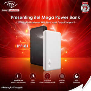 itel ipp 81 power bank