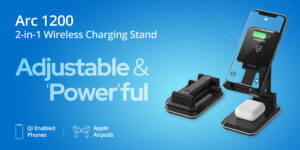 RAEGR Charger Stand