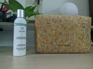 Volarey Cleanser for men skincare