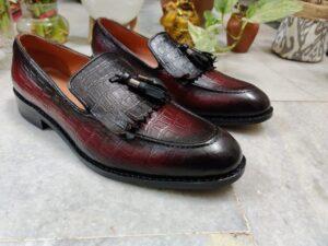 The Royale Peacock Men's Shoes