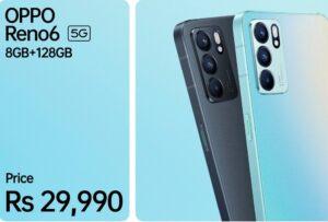 OPPO Reno6 5G_Price