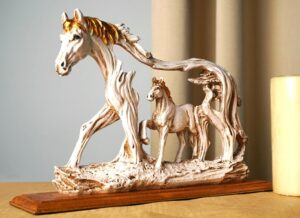 Feng Shui Galloping Horse from The Artment